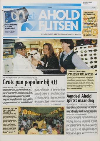 Personeelsbladen 1997-07-01