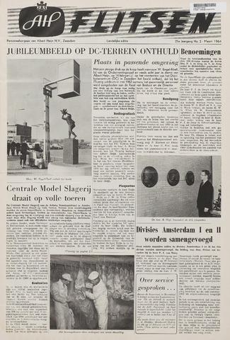 Personeelsbladen 1964-03-01