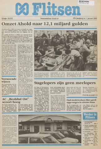 Personeelsbladen 1986
