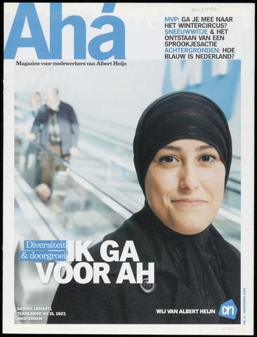 Personeelsbladen 2009-11-01