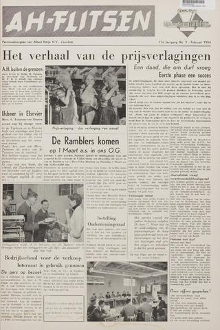 Personeelsbladen 1954-02-01