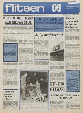 Personeelsbladen 1981-02-01