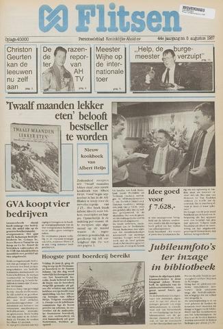Personeelsbladen 1987-08-01