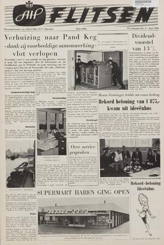 Personeelsbladen 1964-04-01
