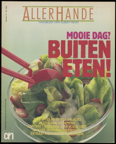 Allerhande 1985-05-01