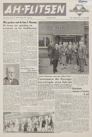 Personeelsbladen 1956-06-01