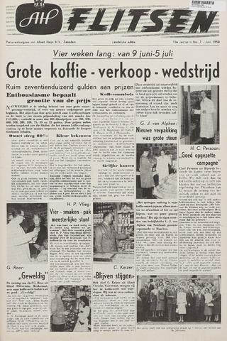 Personeelsbladen 1958-06-01