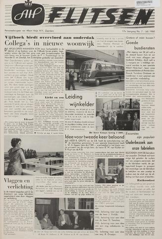 Personeelsbladen 1960-07-01