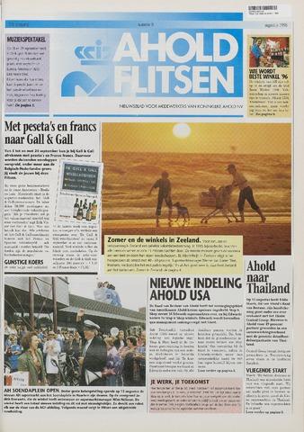 Personeelsbladen 1996-08-01