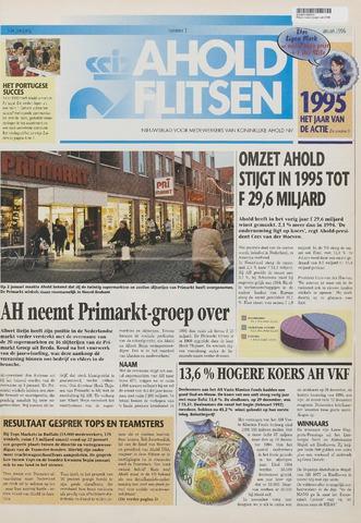 Personeelsbladen 1996