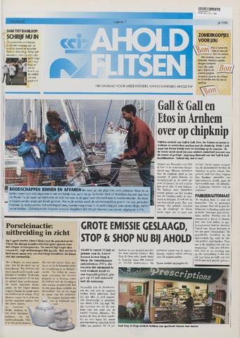 Personeelsbladen 1996-07-01