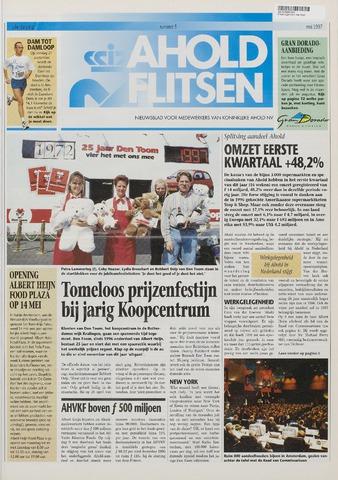 Personeelsbladen 1997-05-01