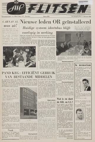 Personeelsbladen 1964-02-01