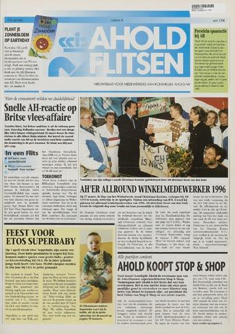 Personeelsbladen 1996-04-01