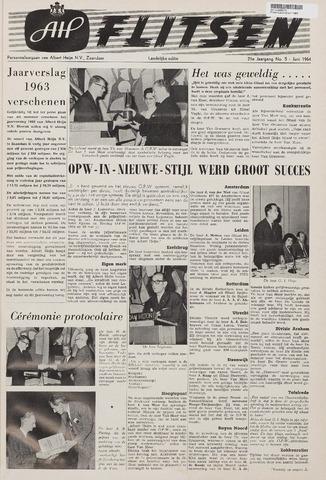 Personeelsbladen 1964-06-01