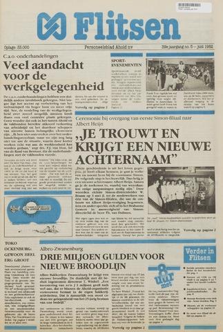 Personeelsbladen 1982-06-01