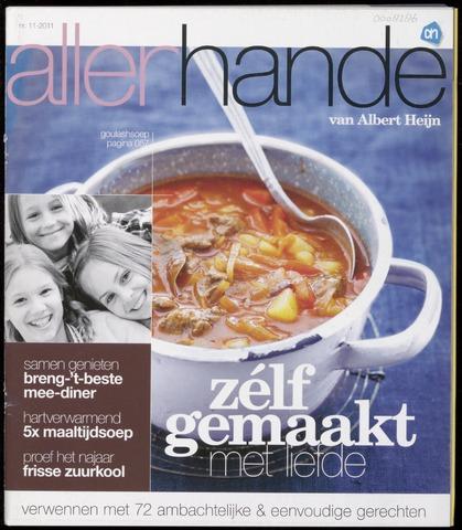 Allerhande 2011-11-01