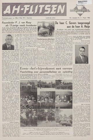 Personeelsbladen 1956-03-01