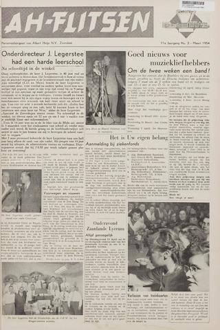 Personeelsbladen 1954-03-01