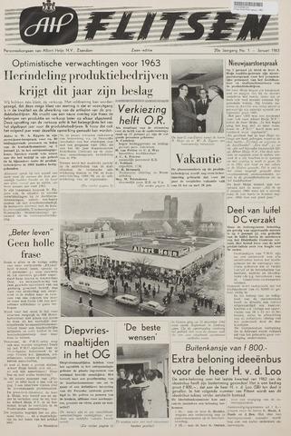 Personeelsbladen 1963-01-01