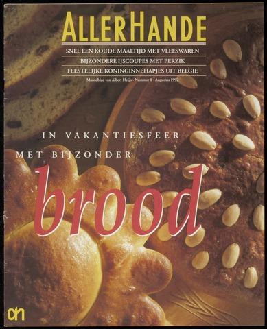 Allerhande 1992-08-01