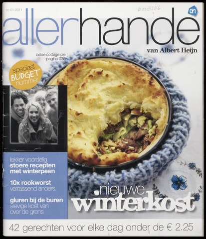Allerhande 2011-01-01