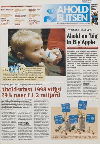Personeelsbladen 1999-03-01