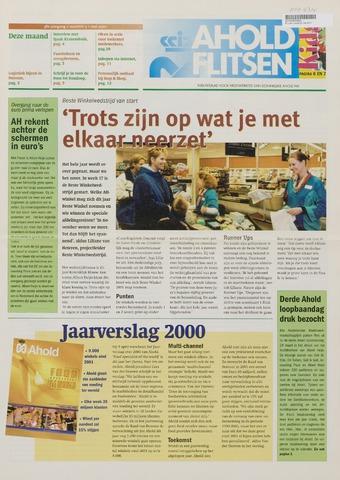 Personeelsbladen 2001-05-01
