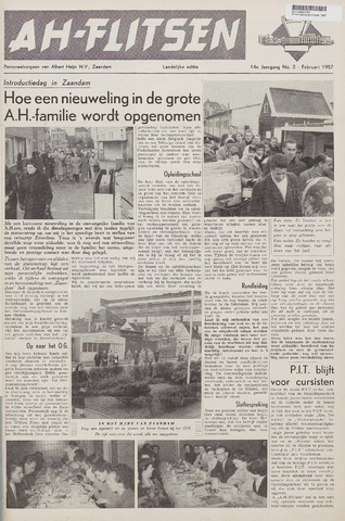 Personeelsbladen 1957-02-01