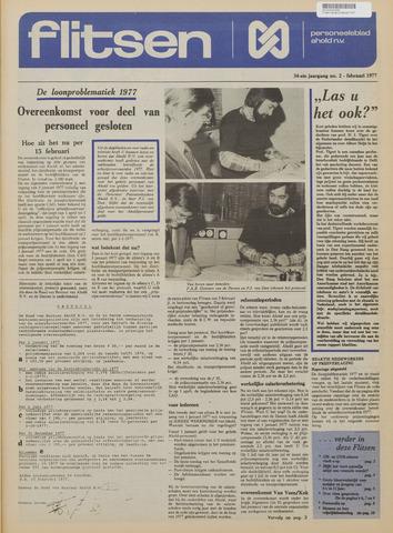Personeelsbladen 1977-02-01