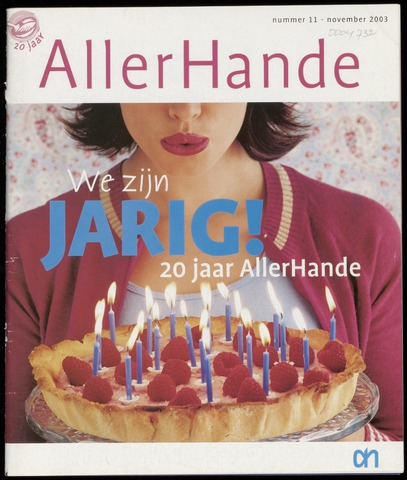 Allerhande 2003-11-01