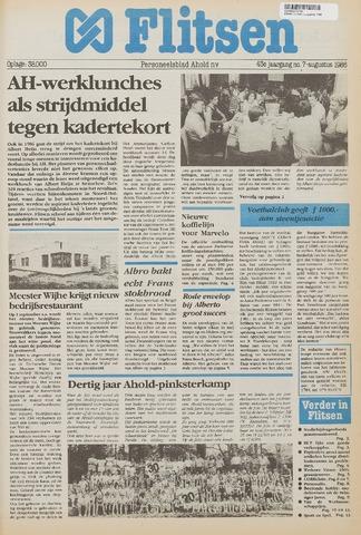 Personeelsbladen 1986-08-01