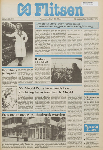 Personeelsbladen 1984-10-01
