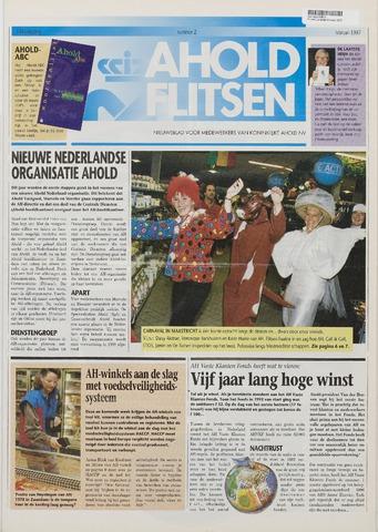 Personeelsbladen 1997-02-01