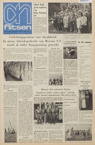 Personeelsbladen 1966-08-01