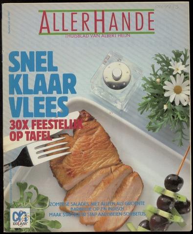 Allerhande 1987-07-01