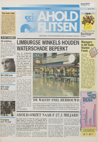 Personeelsbladen 1994