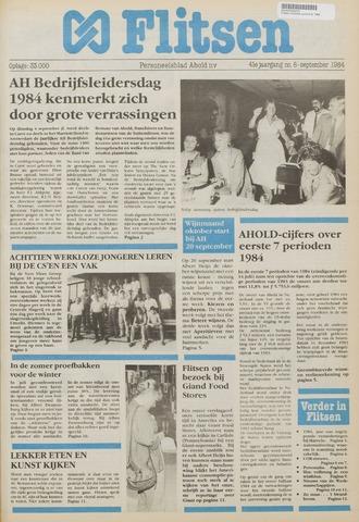 Personeelsbladen 1984-09-01