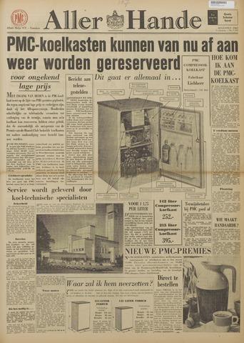 Allerhande 1962-08-01