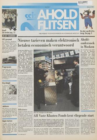 Personeelsbladen 1992-02-01