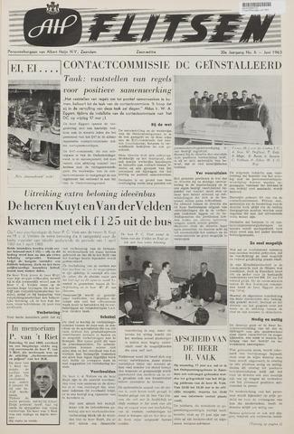 Personeelsbladen 1963-06-01