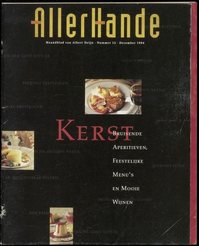 Allerhande 1994-12-01