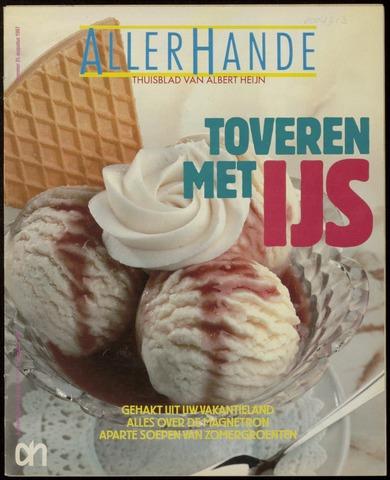 Allerhande 1987-08-01