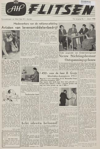 Personeelsbladen 1958-01-01
