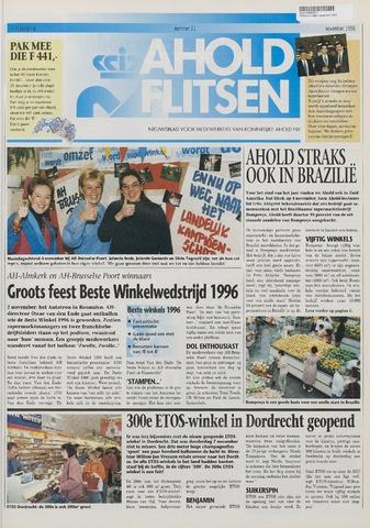 Personeelsbladen 1996-11-01