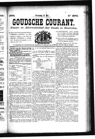 Goudsche Courant 1884-05-21