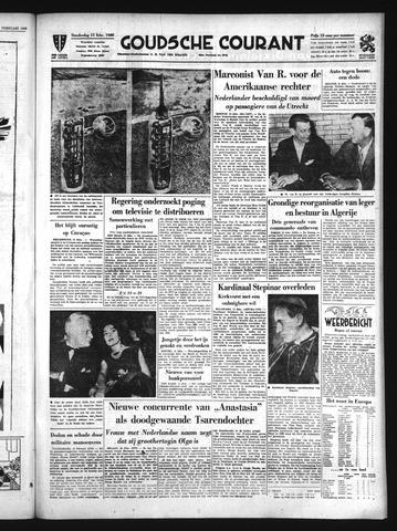 Goudsche Courant 1960-02-11