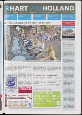 Hart van Holland - Editie Zuidplas 2014-07-23