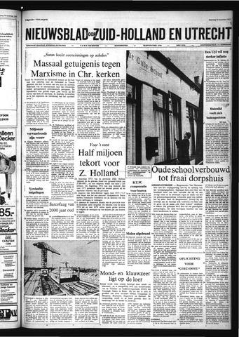Schoonhovensche Courant 1972-11-13