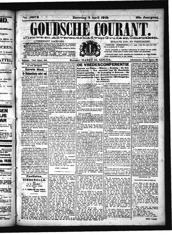 Goudsche Courant 1919-04-05